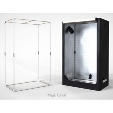 Гроутент Silver Pro 145х72х175 см LED Version
