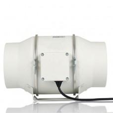 DUCT вентилятор 310 м3 (125 мм)