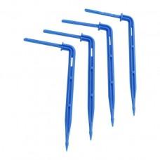 Капельный наконечник синий