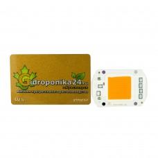 Светодиодный чип на плате c драйвером 50W Grow Light