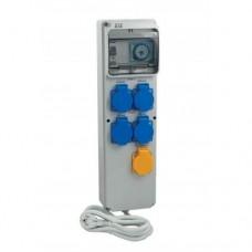 Таймер Бокс III 4x600 Вт + нагреватель SD30