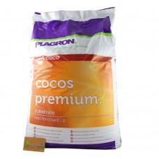 Plagron Кокос Premium 50 л