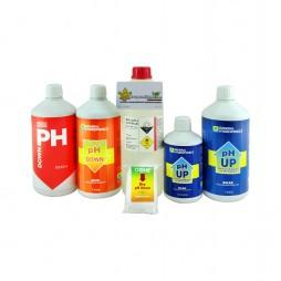 Регуляторы pH